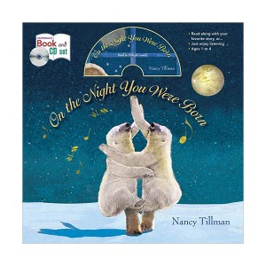 On the Night You Were Born (Paperback & CD)