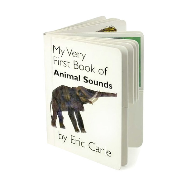 My Very First Book of Animal Sounds by Eric Carle (Boardbook)