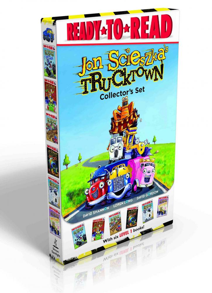 Ready to Read 1 : Trucktown Collector's Set (Paperback, 6종)
