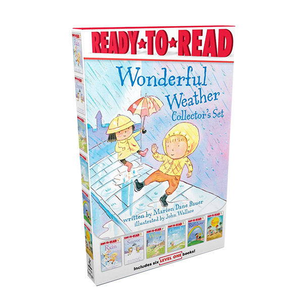 Ready to Read Level 1 : The Wonderful Weather Collector's 리더스 6종 Set (Paperback)(CD없음)