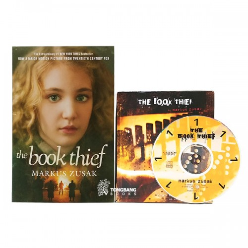 The Book Thief Book & CD 세트 (Book&CD)