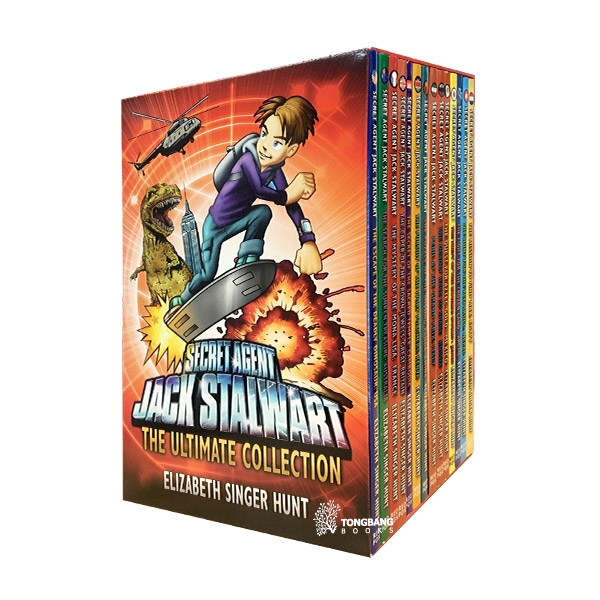 Jack Stalwart Collection - 14 Books Set (Paperback, 영국판)