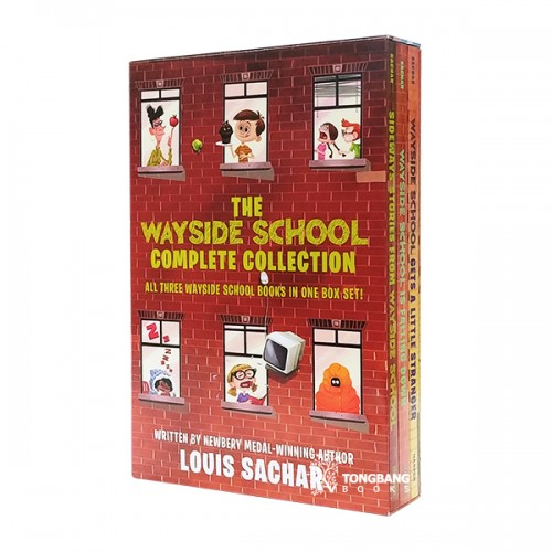 [웨이사이드 스쿨] The Wayside School Complete Collection #01-3 챕터북 Box Set (Paperback)(CD없음)