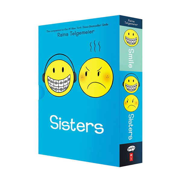 Smile and Sisters : The Boxed Set (Paperback)