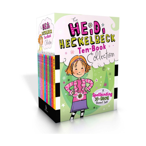 The Heidi Heckelbeck Ten-Book Collection Boxed Set (Paperback, 10권)