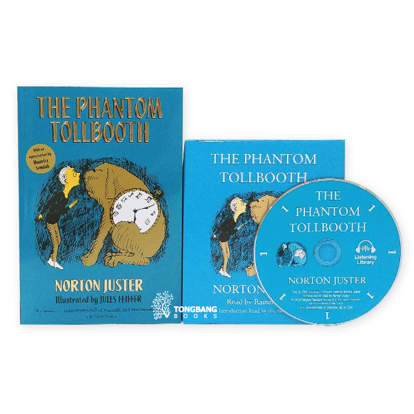 The Phantom Tollbooth Book & CD 세트 (Book&CD)