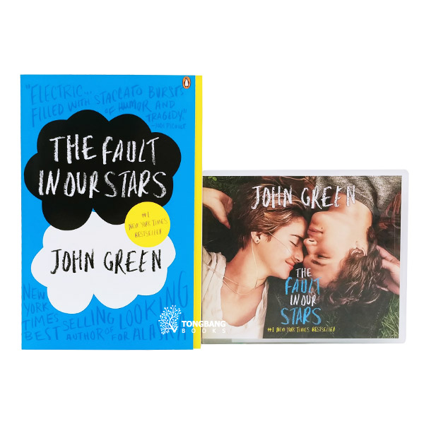 The Fault In Our Stars Book & CD 세트 (Book&CD)