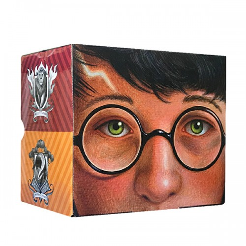 RL 5.5~7.2 : Harry Potter Books 1-7 Special Edition Boxed Set : 미국판 (Paperback) (CD미포함)