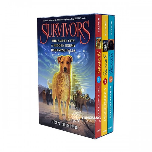 Survivors Box Set (Paperback, 3권) (CD미포함)