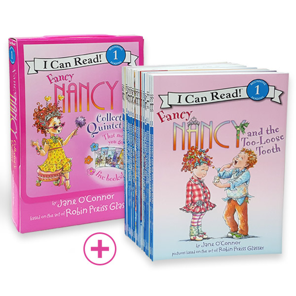 I Can Read 1 : Fancy Nancy 리더스북 26종 세트 (Paperback)