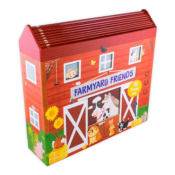 Farmyard Friends Collection - 20 Books Set (Paperback, 영국판)