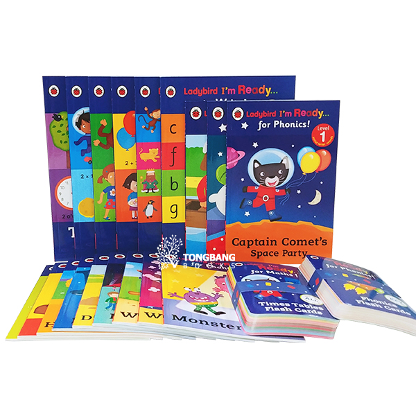 Ladybird I'm Ready to Learn Collection - 20 Books Set (Paperback, 영국판)