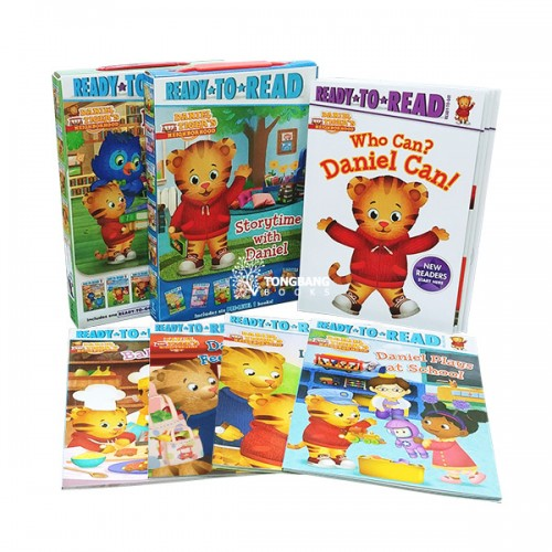 Ready to Read Pre : Daniel Tiger 리더스북 12종 세트 (Paperback)