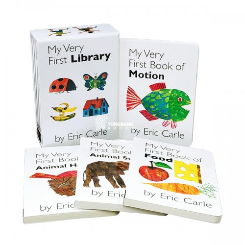 My Very First Book of Eric Carle 보드북 8종 세트 (CD없음)