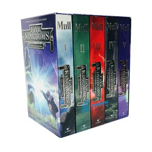RL 4.3~4.7 : Five Kingdoms 1-5 Books Boxed Set : Complete Collection (Paperback, 5종)