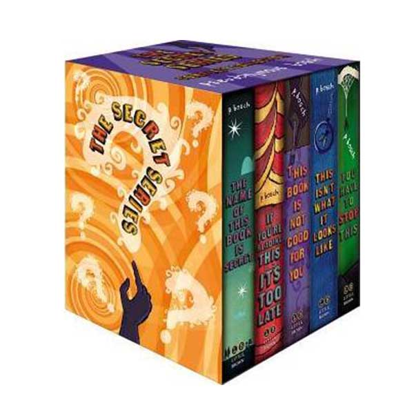 The Secret Series Complete Collection Box Set (Paperback)