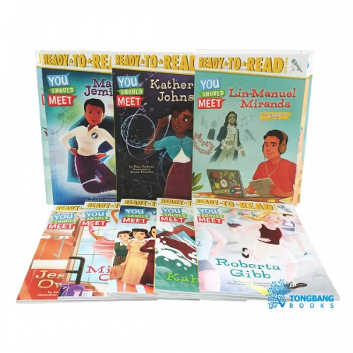 Ready to Read 3 : You Should Meet 리더스북 10종 세트 (Paperback) (CD 미포함)
