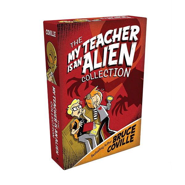 The My Teacher Is an Alien Collection (Paperback, 4권)