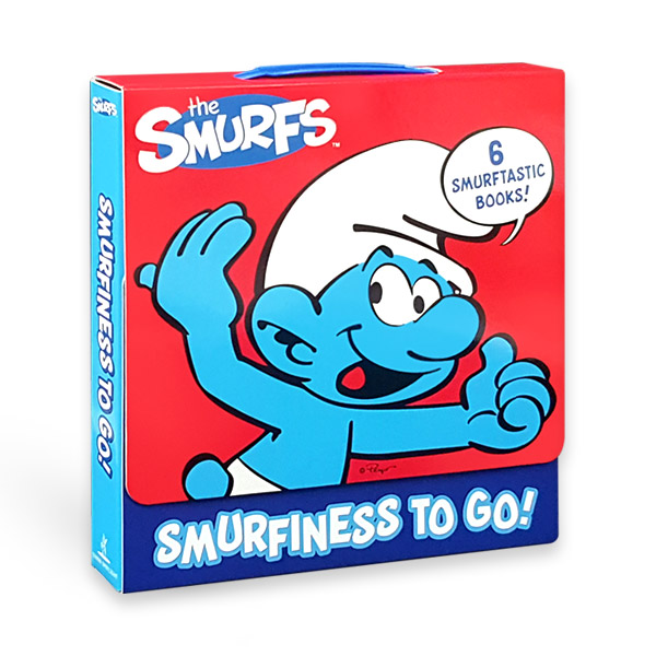 Smurfiness to Go! Box Set (Paperback, 6권)