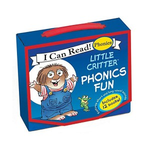 I Can Read Phonics : Little Critter Phonics Fun 12 book Box Set