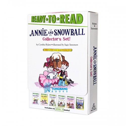 Ready to Read Level 2 : Annie and Snowball Collector's Set #1 : 6종 Box (Paperback)(CD없음)