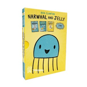 Narwhal and Jelly Box Set (Paperback, 3권)