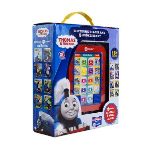 Thomas & Friends : Electronic Me Reader and 8-Book Library (Hardcover, Sound Book)