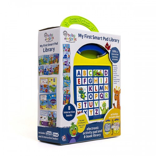 Baby Einstein : My First Smart Pad Library (Hardcover)