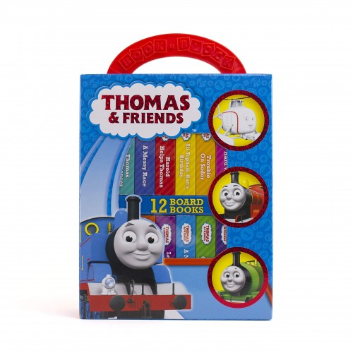 Thomas & Friends : Book Block 12 Book Set (Board book)