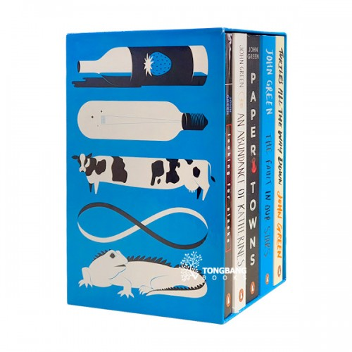 John Green : The Complete Collection 5종 Box Set (Paperback)(CD미포함)