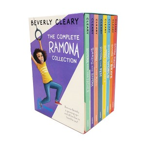 The Complete Ramona Collection : 8종 Box Set (Paperback)(CD없음)