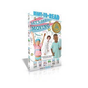 Ready to Read Pre Level: Let's Get Moving! The All-Star Collection 6종 리더스 Box Set (Paperback)(CD없음)