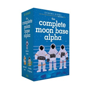 The Complete Moon Base Alpha 3종 세트  (Paperback) (CD 없음)