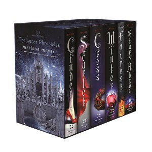 The Lunar Chronicles Boxed Set (Paperback, 6종)(CD미포함)