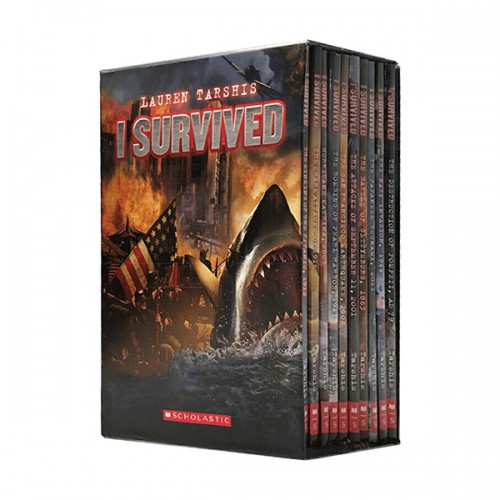 I Survived : Ten Thrilling Stories Boxed Set (Paperback, 10종) (CD미포함)