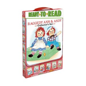 Ready to read 2 & 3 : Raggedy Ann & Andy Collector's Set (Paperback, 6권)