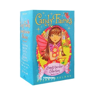 Candy Fairies Sweet-tacular Collection Books 1-10 (Paperback)(CD없음)