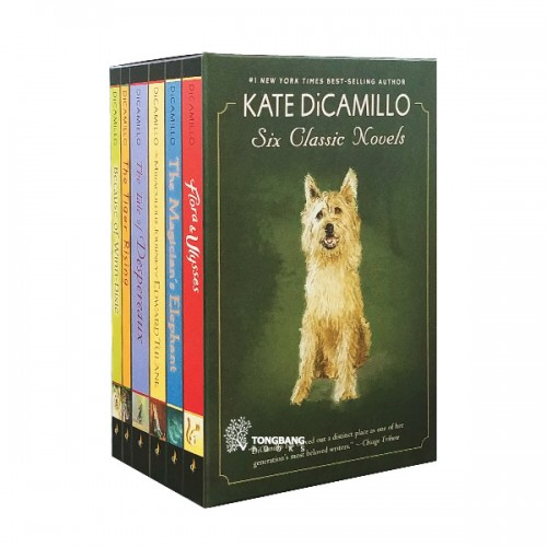 Kate DiCamillo : Six Classic Novels (Paperback) (CD없음)