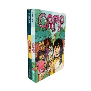 A Click Graphic Novel : Click and Camp boxed set (Paperback)