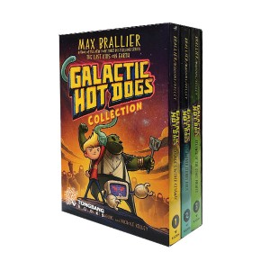 Galactic Hot Dogs Collection (Paperback, 3권)