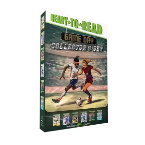 Ready To Read 2 : Game Day Collector's 6 Books Boxed Set (Paperback, 6권) (CD미포함)
