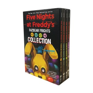 Five Nights at Freddy's Fazbear Frights Four Book Boxed Set (Paperback)