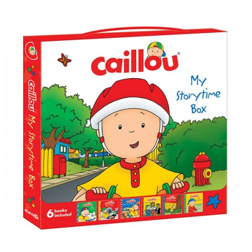 Caillou : My Storytime Box: Boxed set (Paperback)