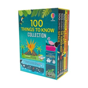 100 Things to Know About 5 Books Box Set (Hardcover, 영국판)