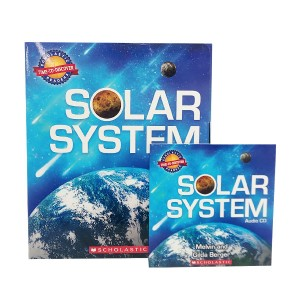 Time to Discover Collection : Solar System (Book & CD)