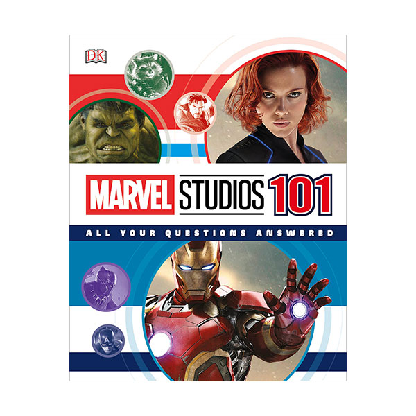 Marvel Studios 101 : All Your Questions Answered (Hardcover)