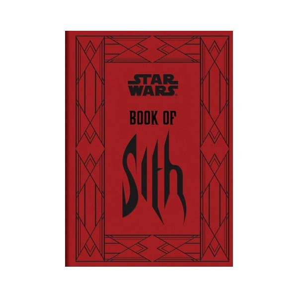 RL 8.1 : Star Wars: Book of Sith: Secrets from the Dark Side (Hardcover)