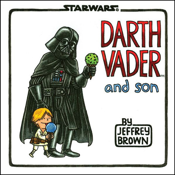 Star Wars : Darth Vader and Son (Hardcover)
