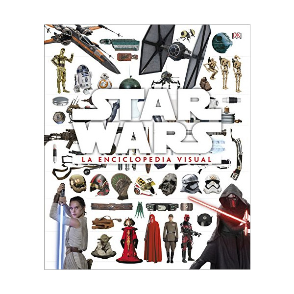 Star Wars: The Visual Encyclopedia (Hardcover)