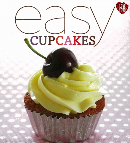 Easy Cupcakes (Paperback)